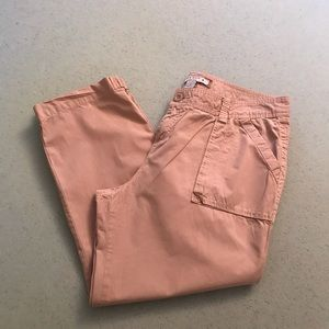 Old Navy Capri chinos size 14